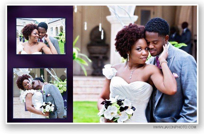 wedding images at Villa Serena