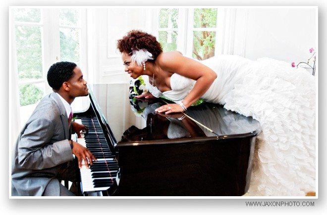 The piano dance