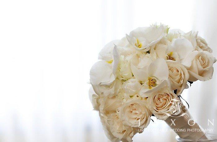 Edge design Group bridal bouquet | Biltmore Ballrooms Real Weddings