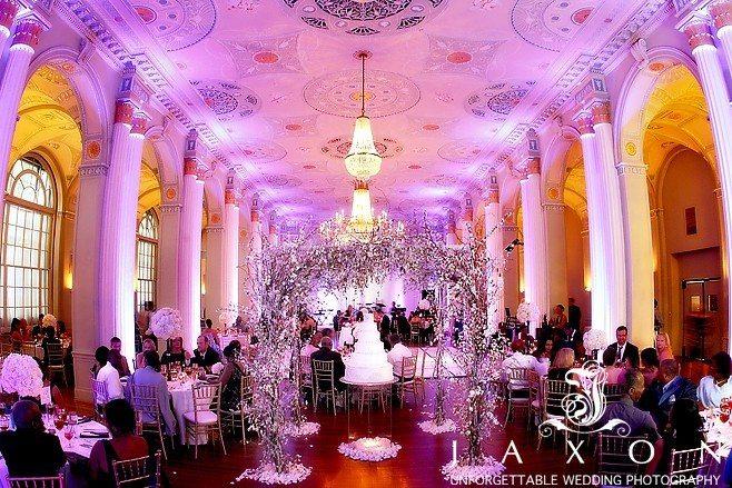Georgian Ballroom wedding reception | Biltmore Wedding Real wedding