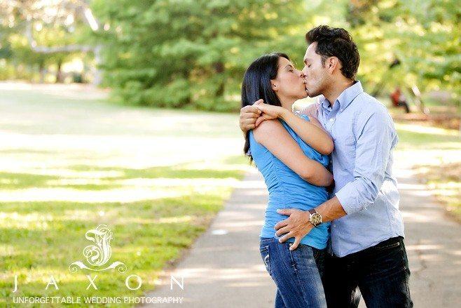 Piedmont Park Atlanta, Engagement