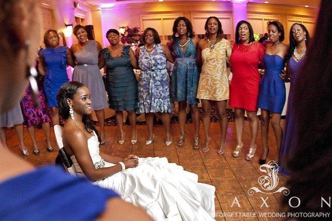 Wedding at Olde Towne Club