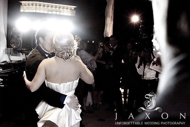 Peachtree Club weddings , the toast