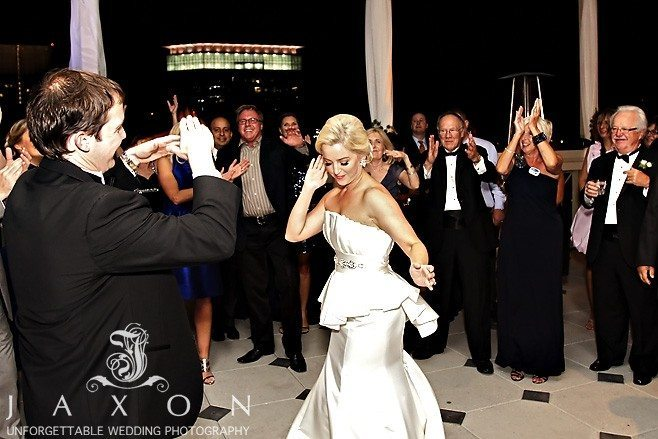 The Party | The Peachtree Club Wedding