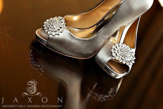 Brides shoes Biltmore Ballrooms Aaliyah