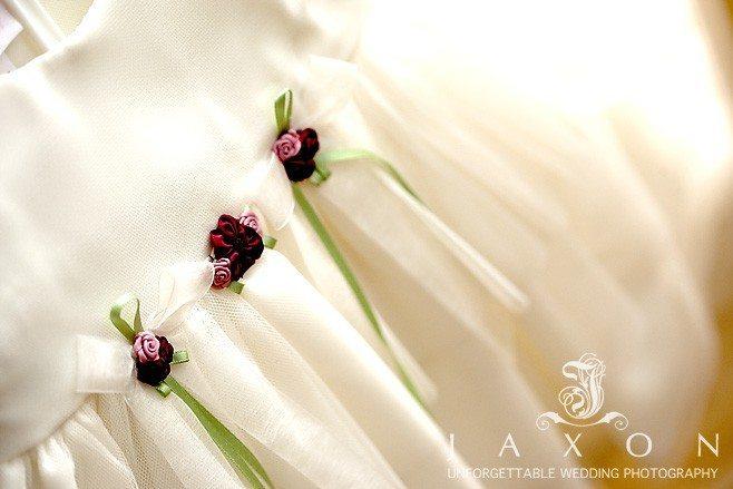Flower girl dresses Biltmore Ballrooms Aaliyah