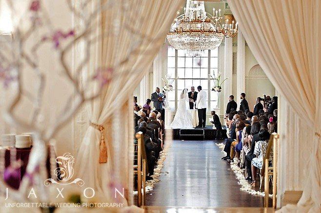 Wedding pictures of the Biltmore Ballrooms in Atlanta