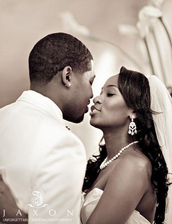 The first kiss Biltmore Ballrooms Aaliyah