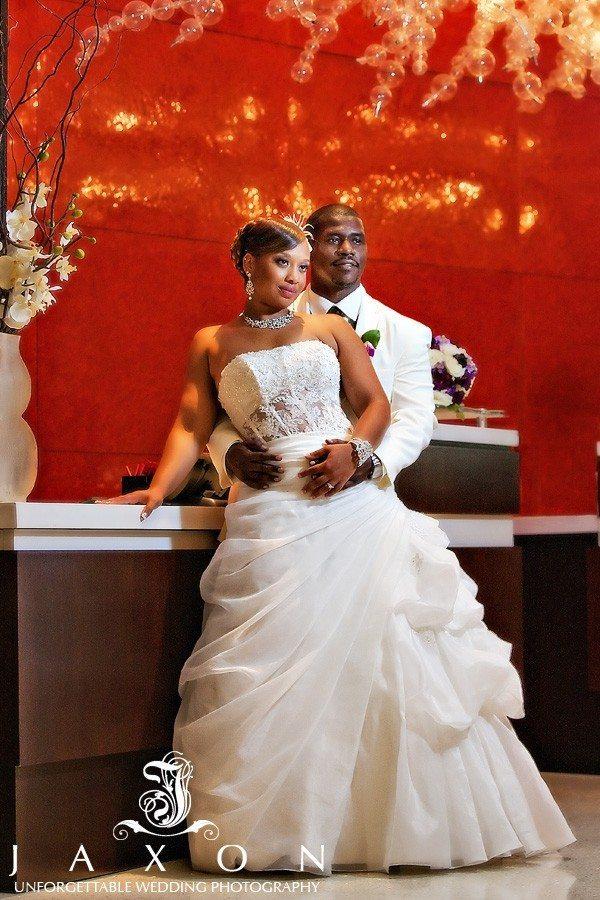 Atlanta Airport Marriott Gateway Wedding
