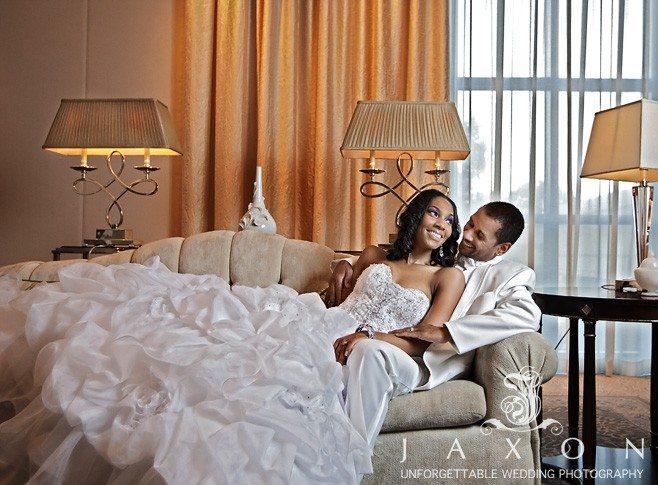 Wedding at the St. Regis Hotel Atlanta