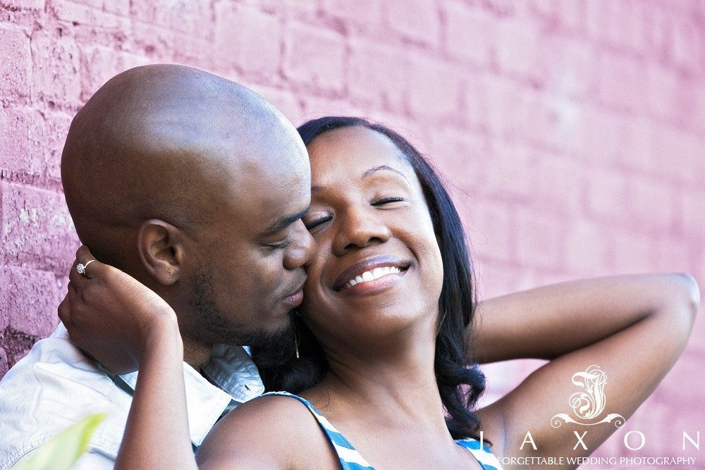 engagement session in Norcross, GA