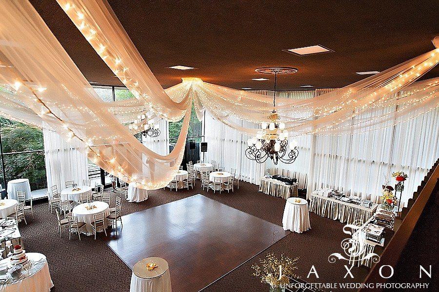 The ballroom at the atrium | atrium norcross wedding