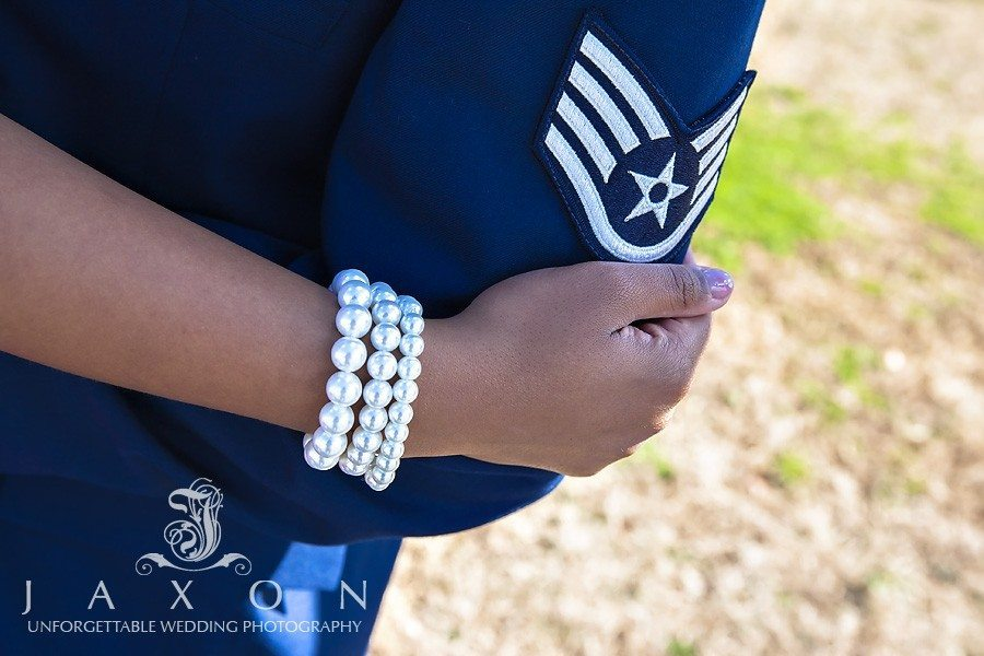 Engagement session at the Aviation Wing of Marietta Museum of History