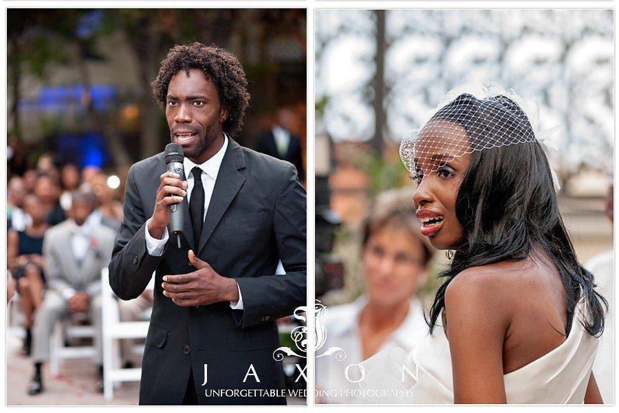 American Idol finalist serenades a surprised bride at her wedding   Riviera Wedding Brooklyn, NY