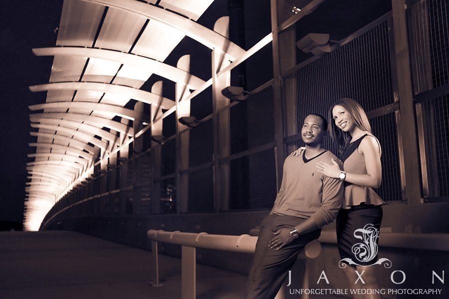 17th Street Bridge | Atlantic Station Engagement session