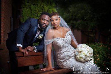 Treneva & Tosin's Mason Fine Art Wedding