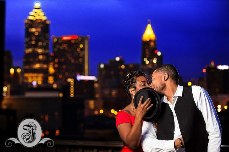 Atlanta Woodruff Park Engagement