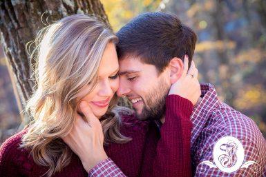 Amicalola Falls Engagement