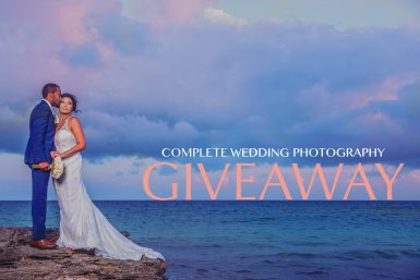 Complete Wedding Photography Package Giveaway